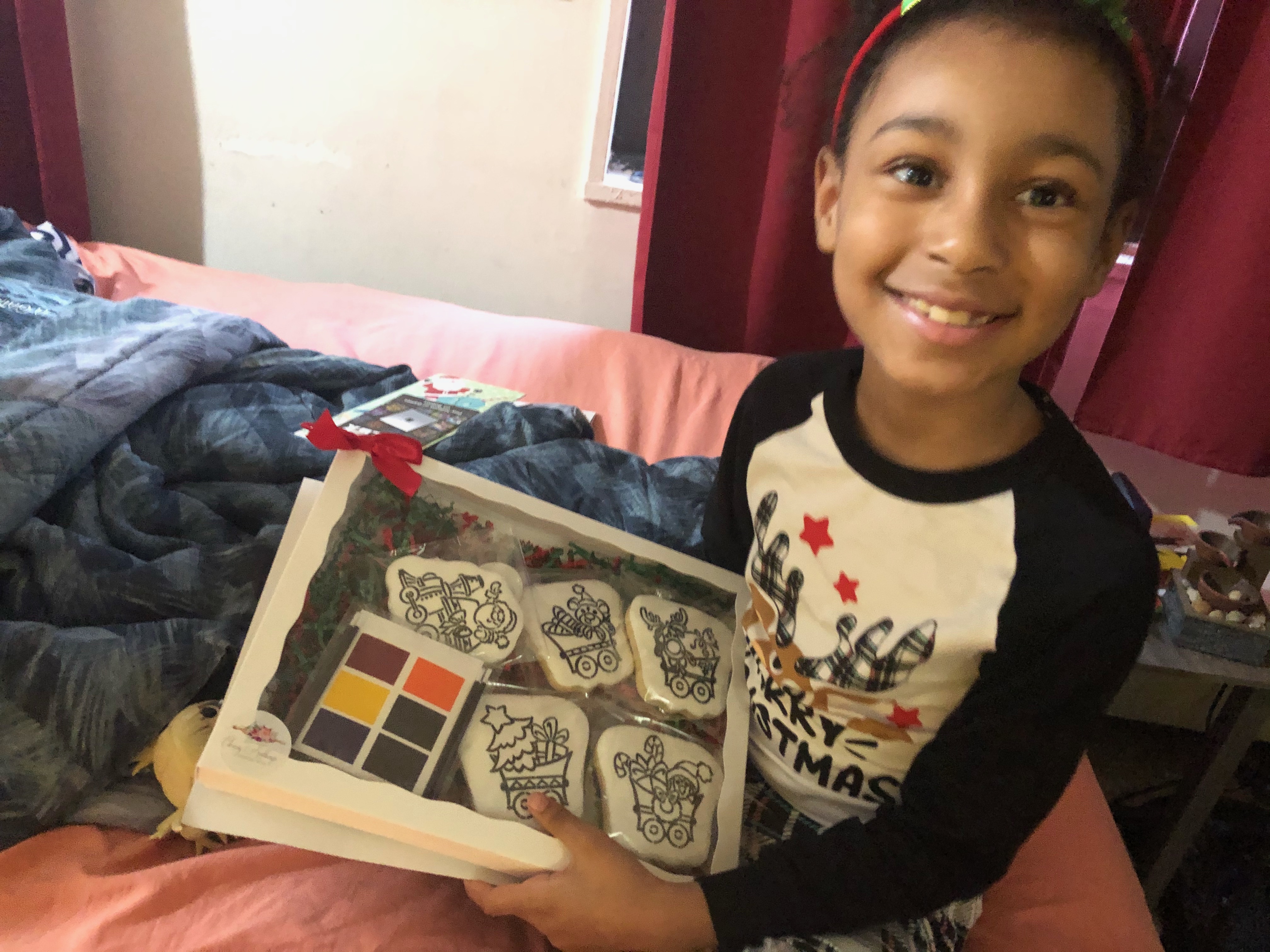 Homemade Painting Cookie Crafting Kit for Kids